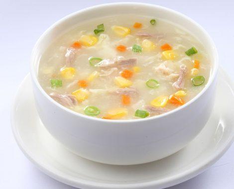 VEg Sweet corn soup