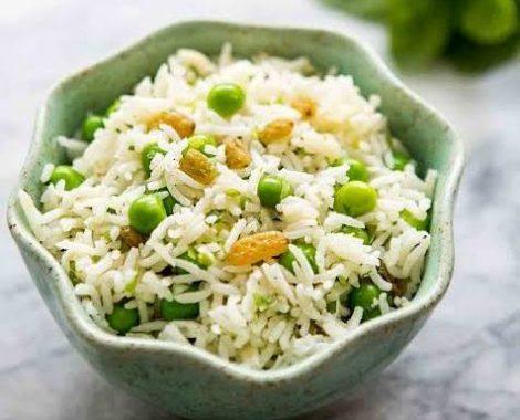 basmatti rice salad