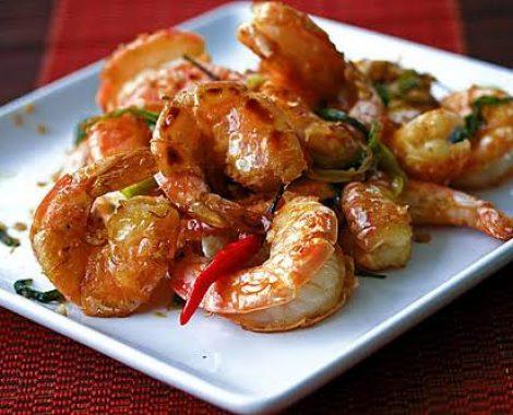 malaysian shrimps